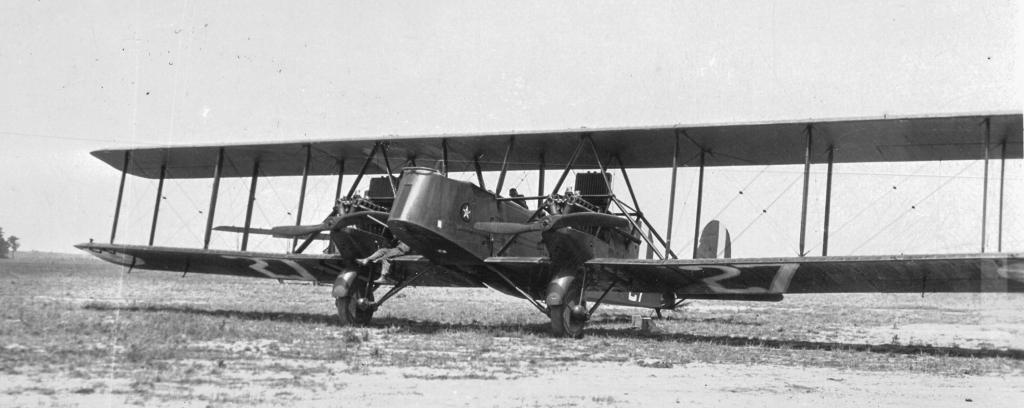 Plane Martin Bomber maybe