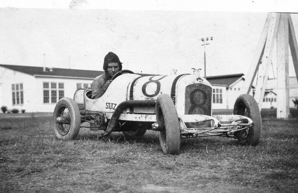 Stutz racecar